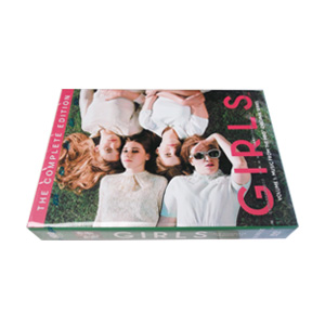 Girls Seasons 1-2 DVD Boxset