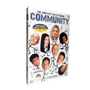Community season 3 DVD Boxset