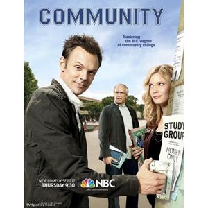 Community season 2 DVD Boxset