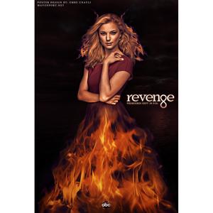 Revenge Season 3 DVD Boxset