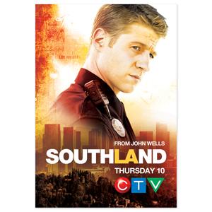 Southland Seasons 1-5 DVD Boxset