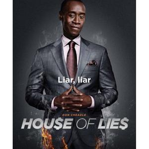 House of Lies Season 2 DVD Boxset