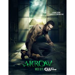 Arrow Season 2 DVD Boxset