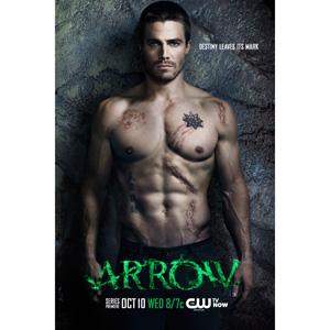 Arrow Seasons 1-2 DVD Boxset