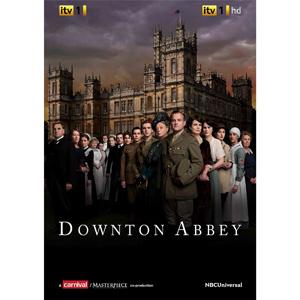 Downton Abbey Seasons 1-4 DVD Boxset