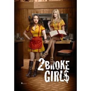 2 Broke Girls Season 3 DVD Boxset
