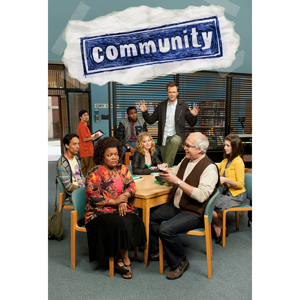 Community season 4 DVD Boxset