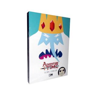Adventure Time Season 2 DVD Boxset