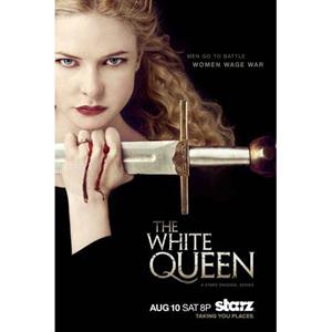 The White Queen Season 1 DVD Boxset