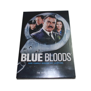 Blue Bloods Season 3 DVD Boxset