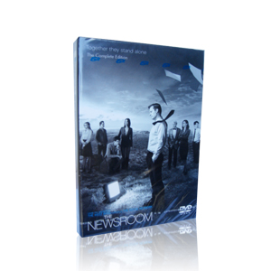 The Newsroom Season 2 DVD Boxset