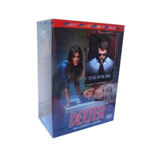 Dexter Seasons 1-8 DVD Boxset