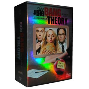 The Big Bang Theory Seasons 1-5 DVD Boxset