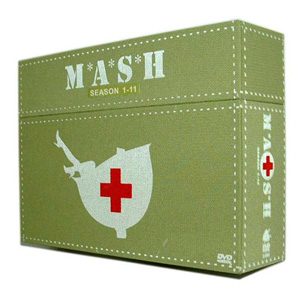 MASH Seasons 1-11 DVD Boxset