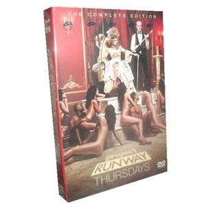 Project Runway Season 12 DVD Boxset