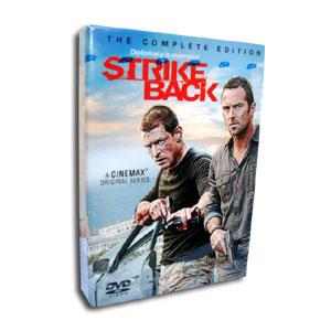 Strike Back Season 4 DVD Boxset