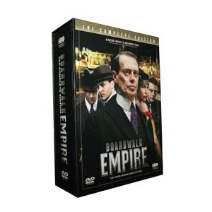 Boardwalk Empire Season 1-4 DVD Boxset