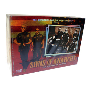 Sons of Anarchy Complete Seasons 1-6 DVD Boxset