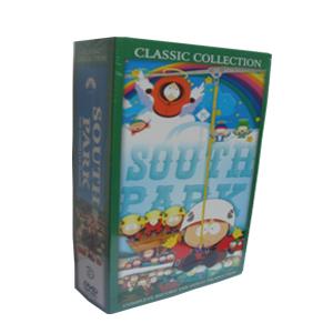 South Park Seasons 1-17 DVD Boxset