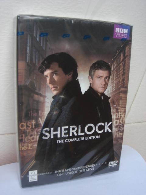 Sherlock Season 3 DVD Boxset
