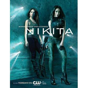 Nikita Seasons 1-4 DVD Boxset