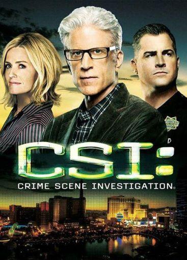 CSI Lasvegas Seasons 1-14 DVD Boxset