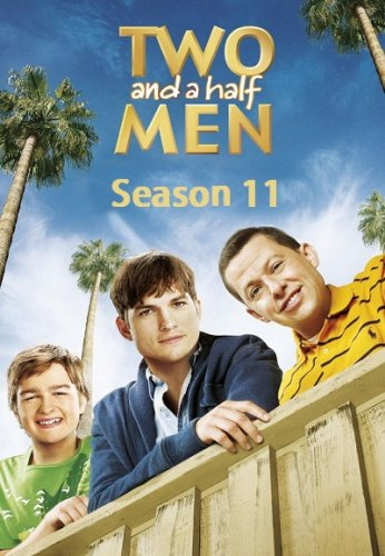 Two and a Half Men Seasons 11 DVD Boxset