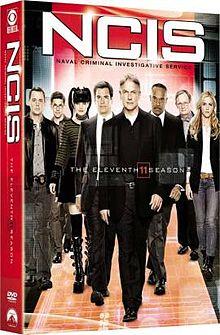 NCIS Season 11 DVD Boxset
