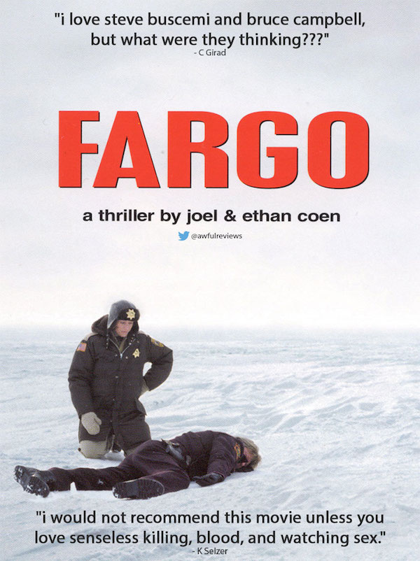 Fargo Season 1 DVD Boxset