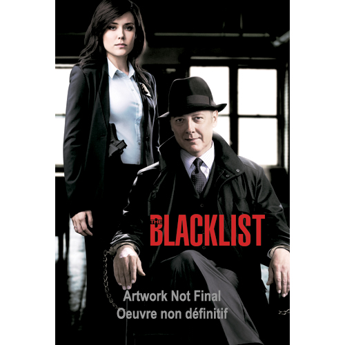 The Blacklist Season 1 DVD Boxset