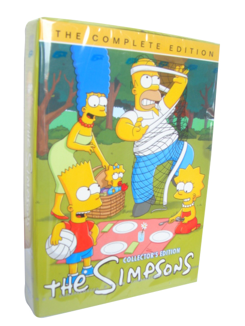 The Simpsons Season 25 DVD Boxset