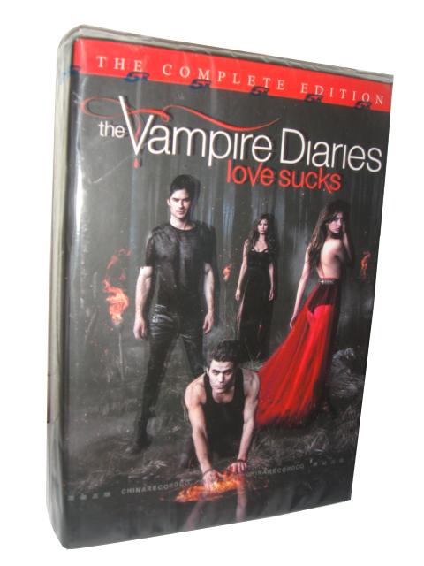 The Vampire Diaries Season 5 DVD Boxset