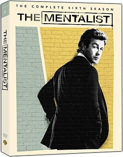 The Mentalist Season 6 Boxset
