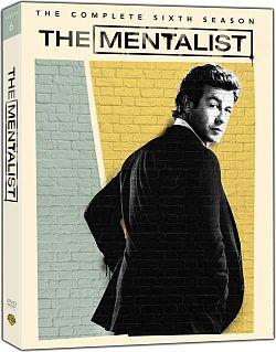 The Mentalist Seasons 1-6 DVD Boxset