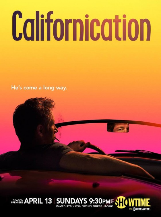 Californication Seasons 1-7 DVD Boxset