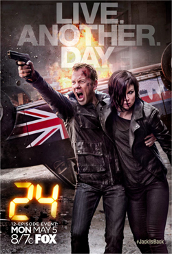 24: Live Another Day Season 9 DVD Boxset