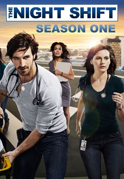 The Night Shift Season 1 DVD Boxset