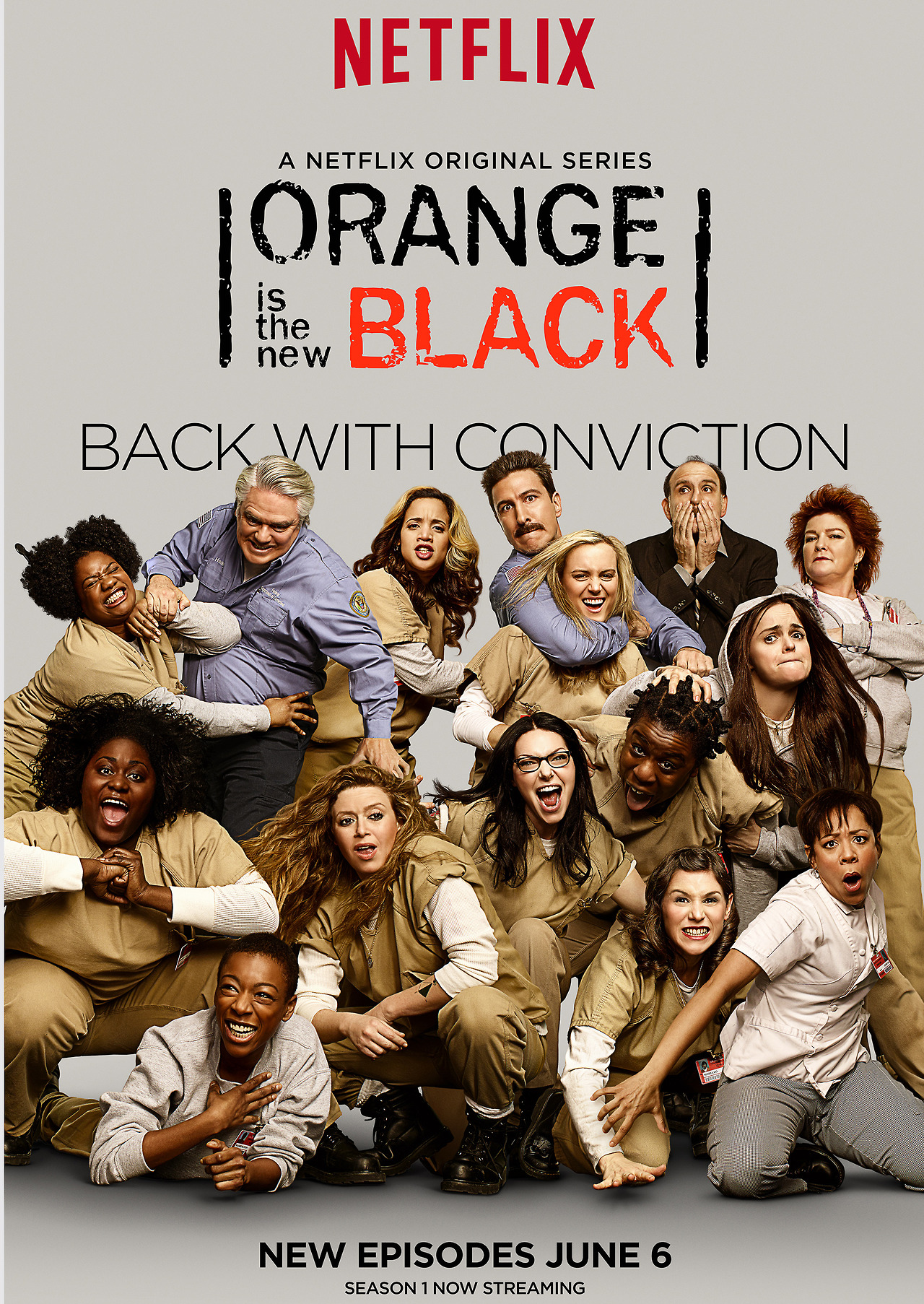 Orange Is the New Black Season 2 DVD Boxset