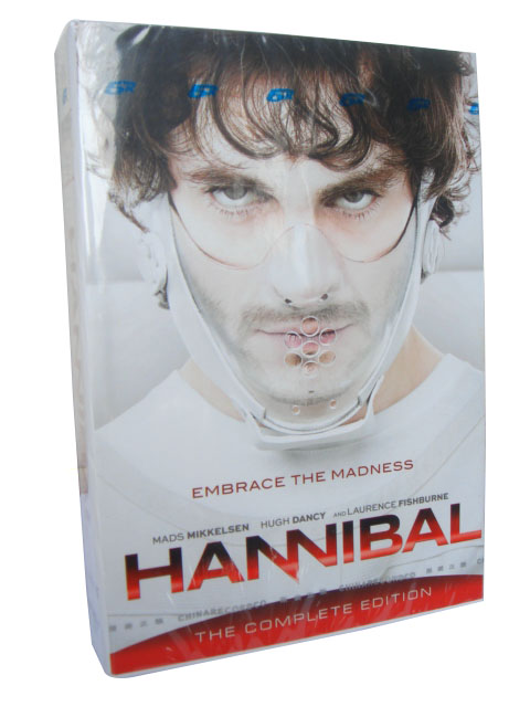 Hannibal Season 2 DVD Boxset