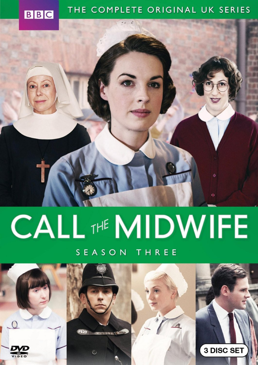 Call the Midwife Seasons 1-3 DVD Boxset