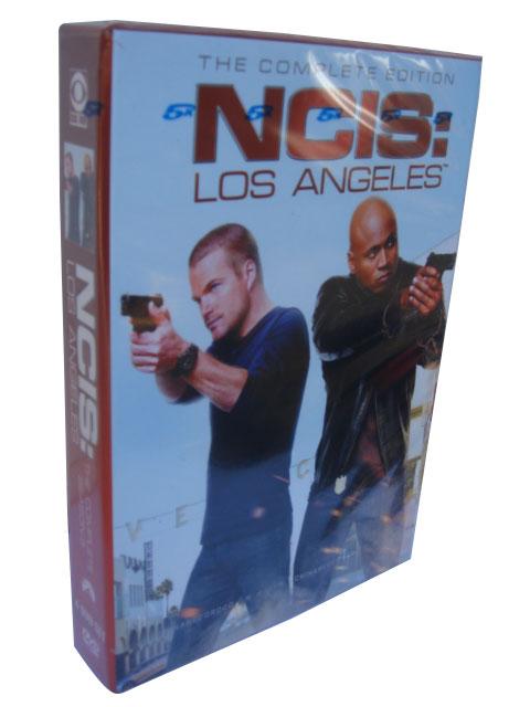 NCIS Los Angeles Season 5 DVD Boxset