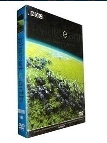 BBC The Blue Planet DVD Boxset