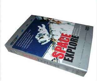 BBC Space Explore Collection Boxset