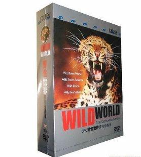 BBC Wild World DVD Boxset