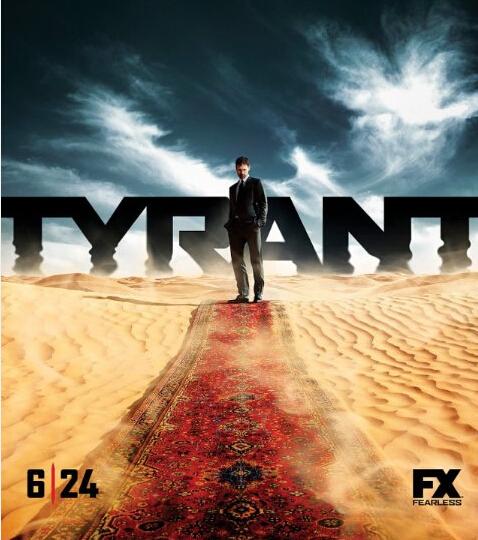 Tyrant Season 1 DVD Boxset