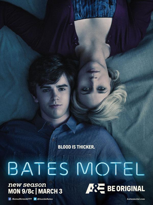 Bates Motel Season 2 DVD Boxset