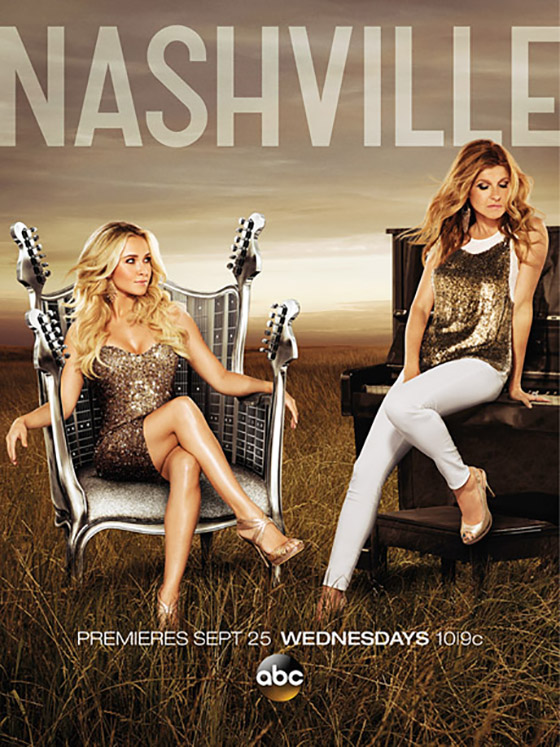Nashville Season 2 DVD Boxset