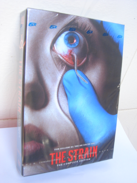 The Strain Season 1 DVD Boxset