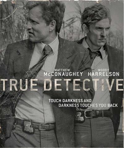 True Detective Season 1 DVD Boxset