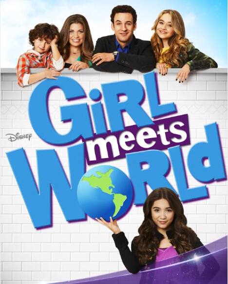 Girl Meets World Season 1 DVD Boxset